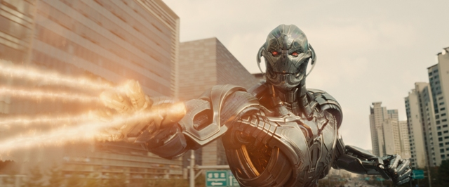 Marvel's Avengers: Age Of Ultron Ultron (voiced by James Spader) Ph: Film Frame ©Marvel 2015