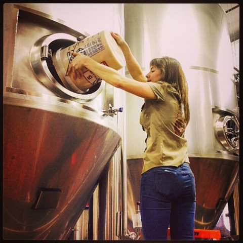 Photo courtesy of Tennessee Brew Works