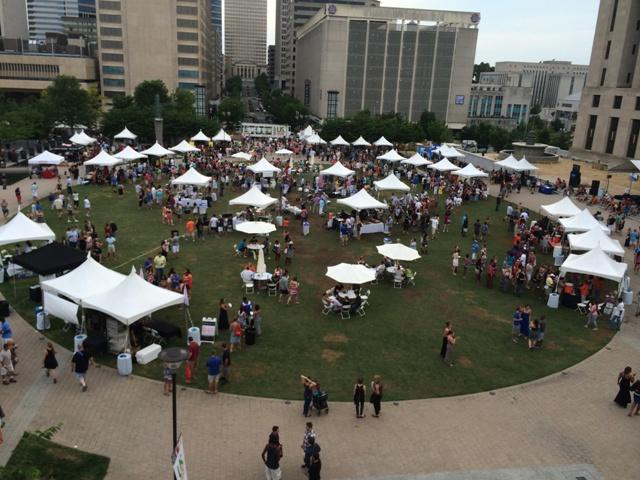 Photo Courtesy of Taste of Music City Festival