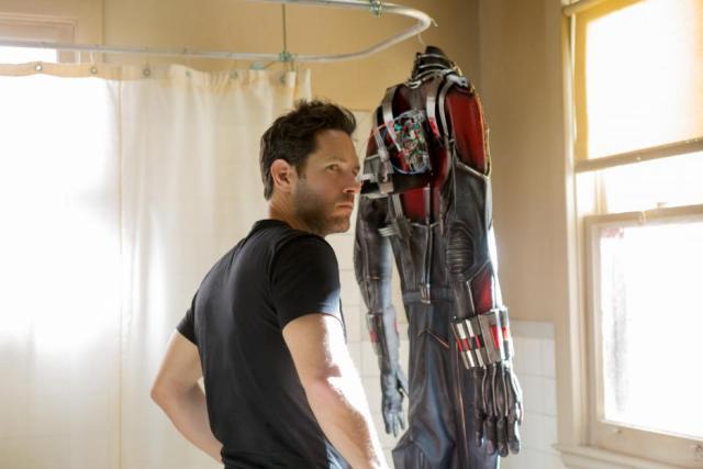 Marvel's Ant-Man Scott Lang/Ant-Man (Paul Rudd) Photo Credit: © Marvel 2014
