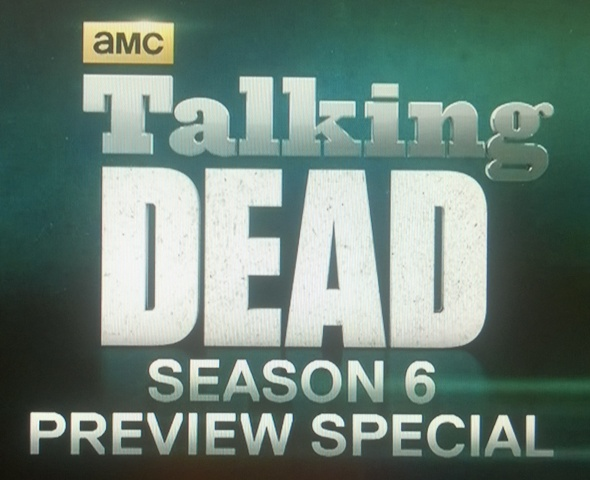 Talking Dead Season 6 Preview Special