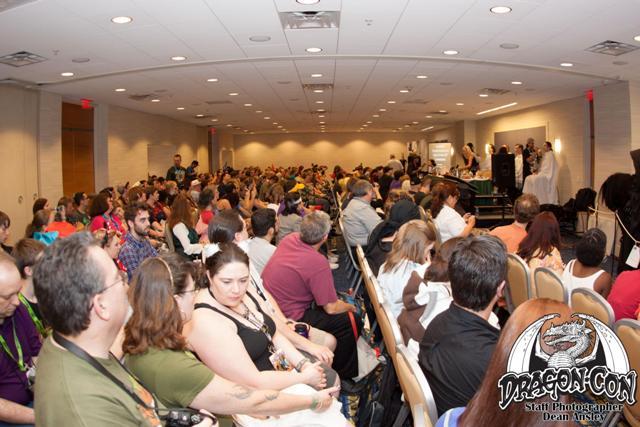 Dracon Con Costuming Track Room Photo Courtesy of Dragon Con