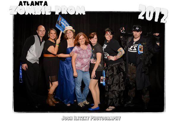 The 2012 Dragon Con Apocalypse Rising crew courtesy of Josh Ilitzky Photography