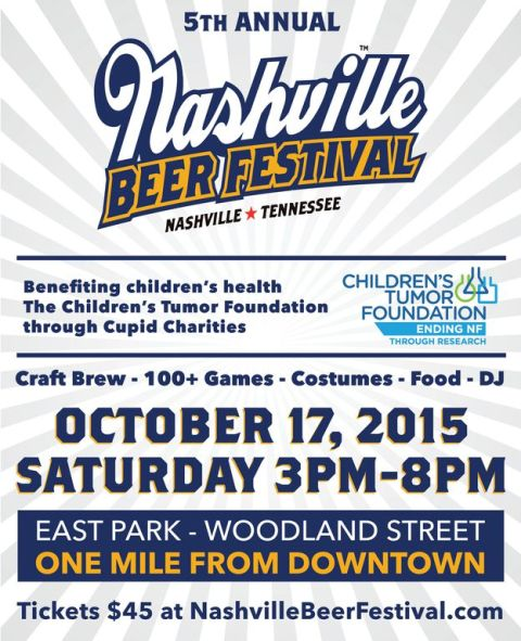 Photo courtesy of Nashville Beer Festival