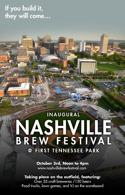 Photo Courtesy: Nashville Brew Festival