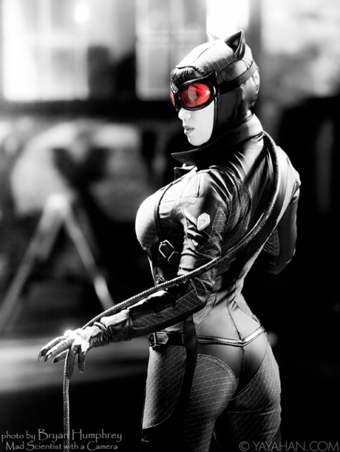 Catwoman - Arkham City Photo Courtesy: Bryan Humphrey