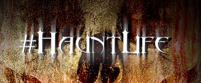 #HauntLife logo
