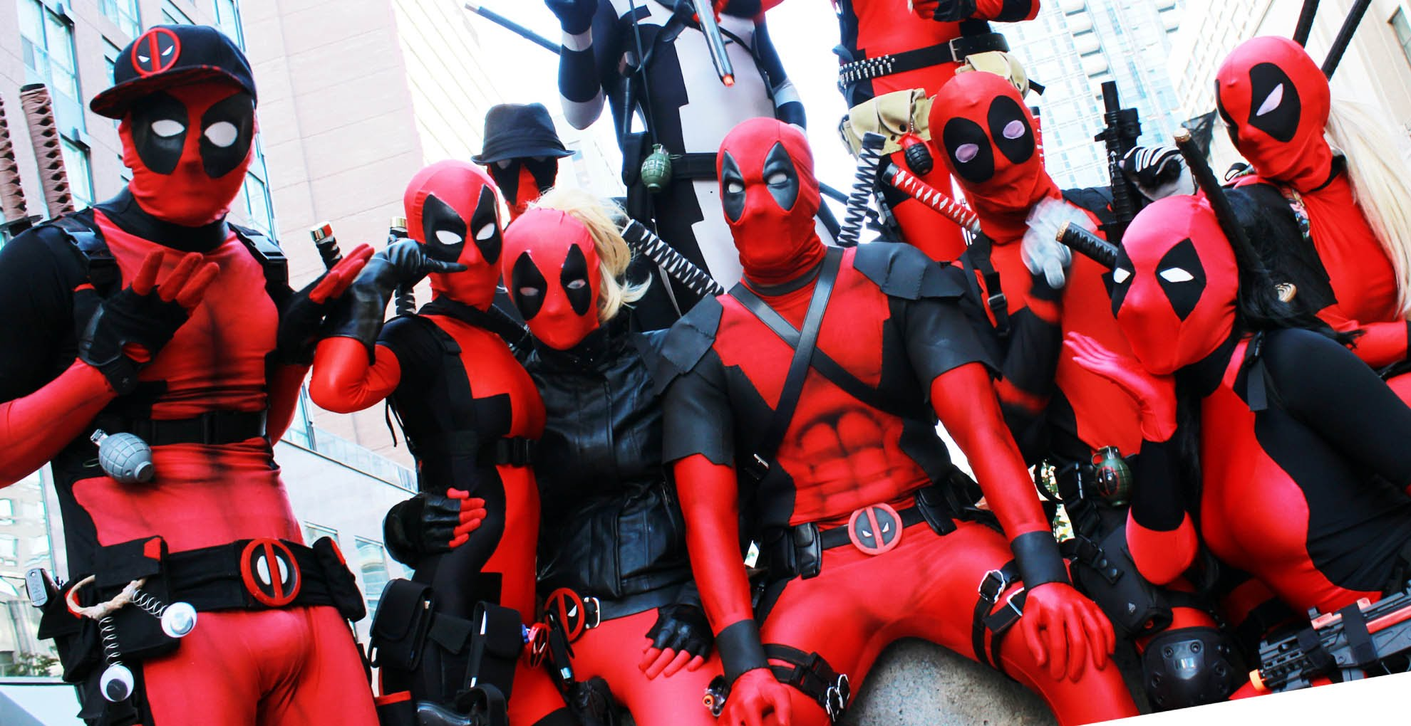 Who the F*#% is Deadpool? - Zombies in My Blog
