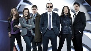 Agents of Shield main cast season One