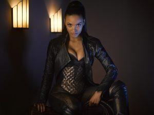 Jessica Lucas is Tabitha Galavan on Gotham