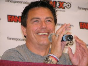 John Barrowman at FanExpo 2012