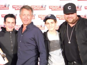 Walker Stalker photo cast of GOTHAM