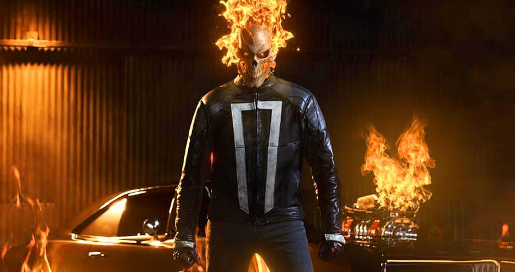 Ghost Rider Seeks Vengeance On Marvels Agents Of Shield