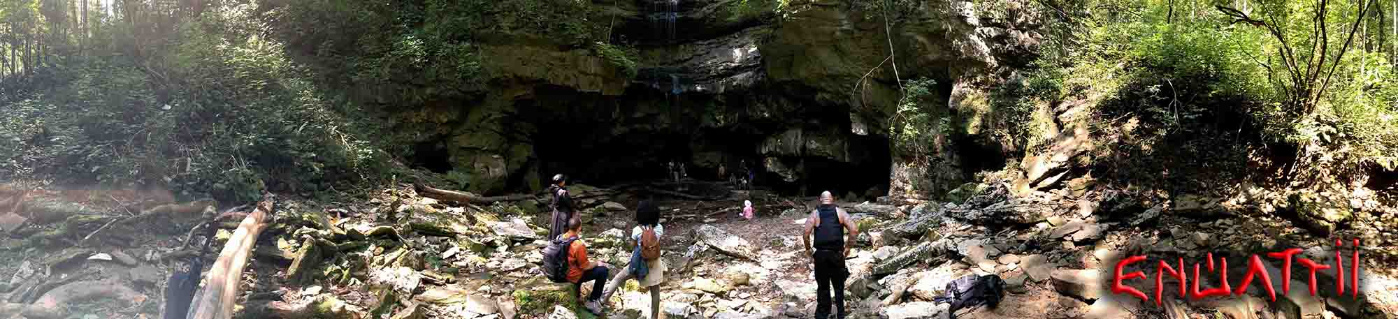enuattii-group-waterfall-pano