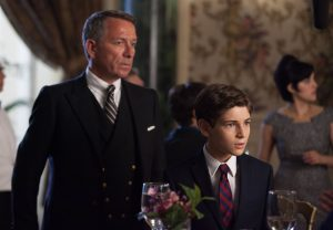 Sean Pertwee is Alfred and David Mazouz is Bruce Wayne in Gotham. ©2014 Fox Broadcasting Co. Cr: Jessica Miglio/FOX