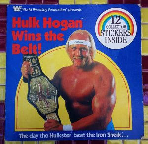 Hulk Hogan Wins The Belt