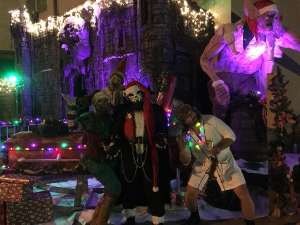 Nashville Nightmare Krampus Christmas