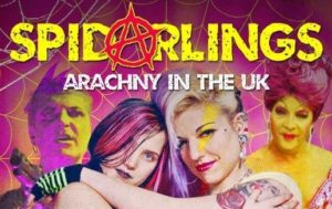 Spidarlings Anarchy in the UK