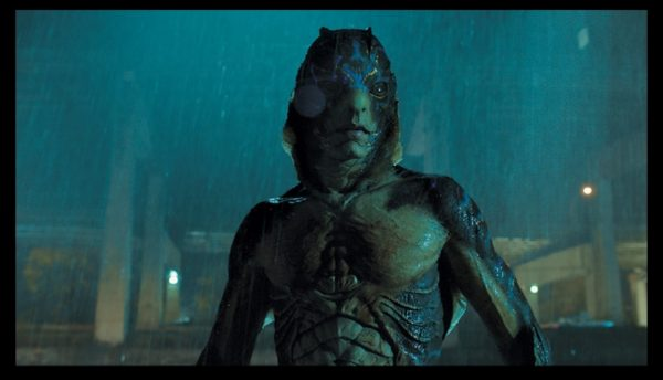 Get Out The Shape of Water