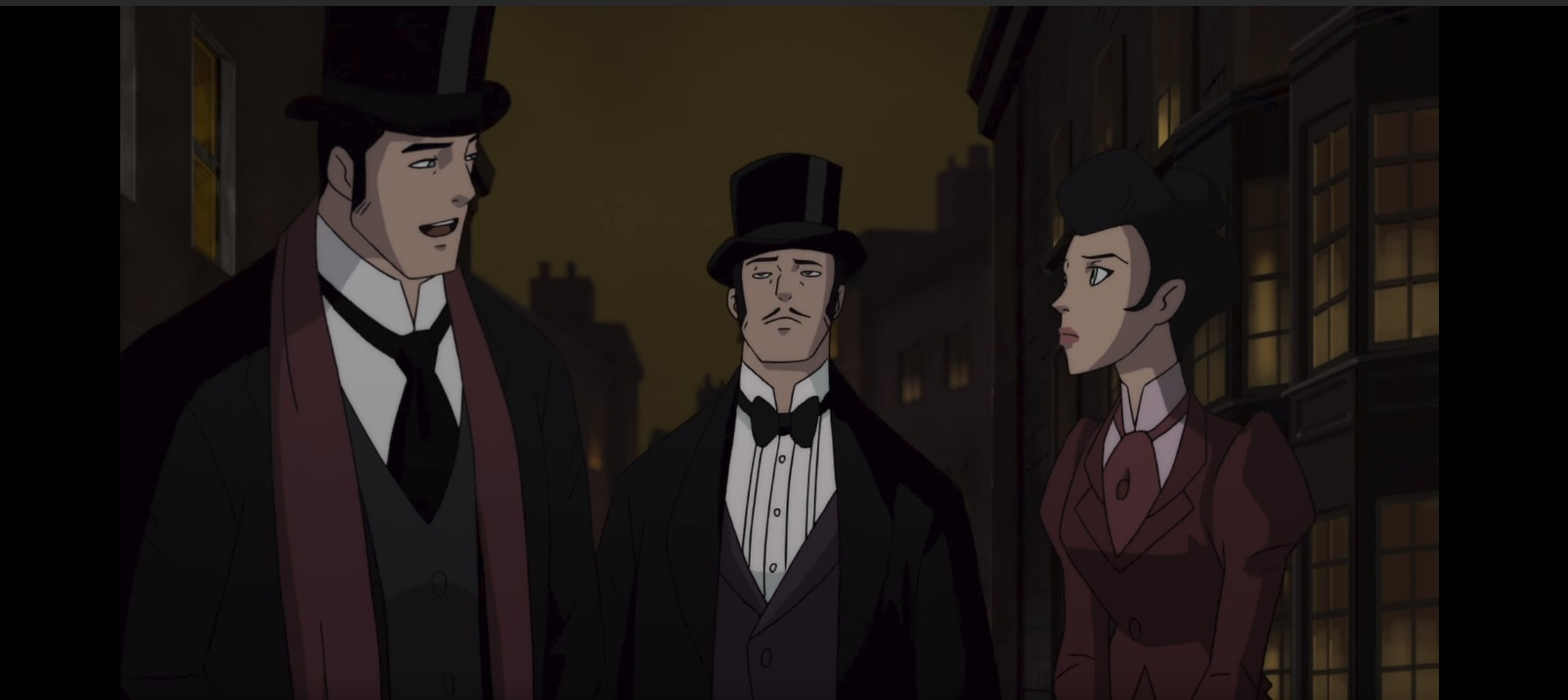Solving A Murder Mystery In Batman Gotham By Gaslight Zombies In My Blog