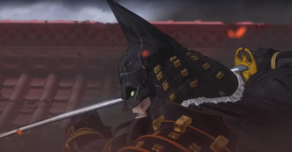 Batman Ninja Poses Different Questions Zombies In My Blog