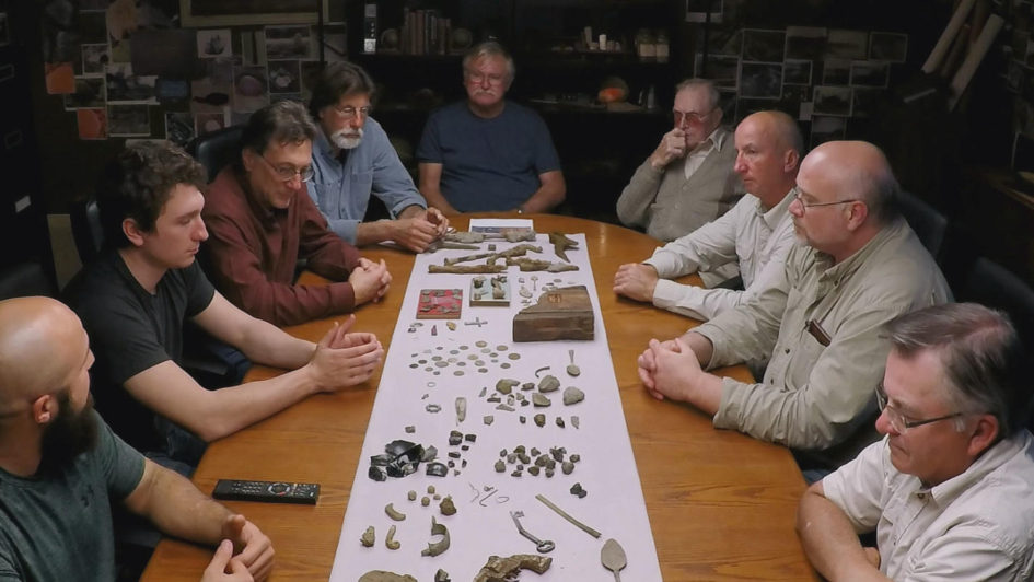 Treasure) Hunting for Answers on Oak Island – Zombies in My Blog