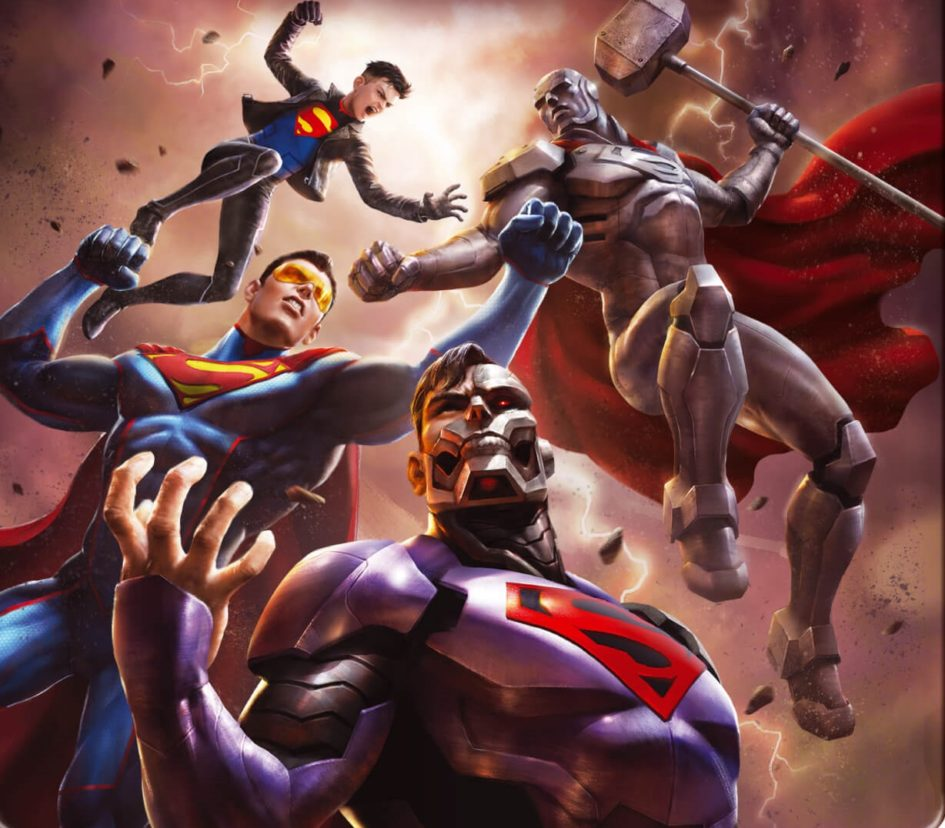 Reign Of The Supermen Zombies In My Blog