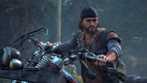 Deacon from Days Gone