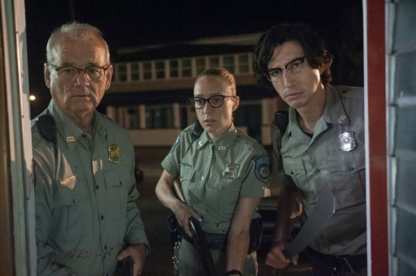Bill Murray, Chloe Sevigny, and Adam Driver star in The Dead Don't Die