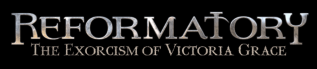Reformatory haunted house logo from Nashville Nightmare