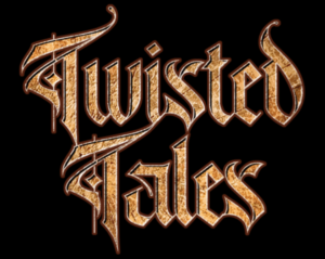 Twisted Tales haunted house logo at Nashville Nightmare
