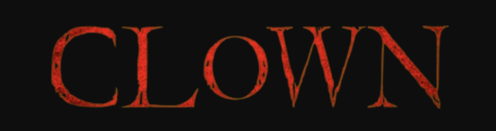 Clown haunted house logo at Nashville Nightmare
