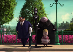 The Addams Family in the town of Assimilation