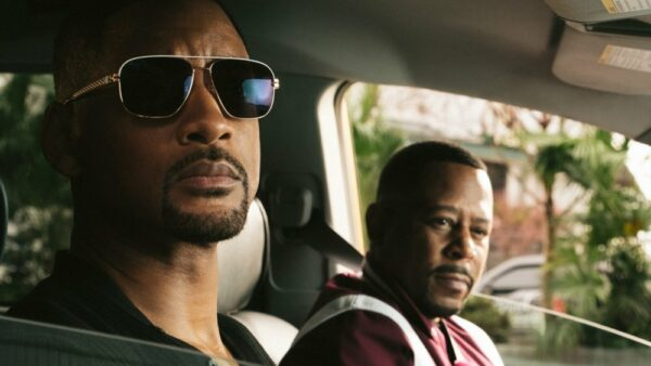 Bad Boys For Life Will Smith and Martin Lawrence