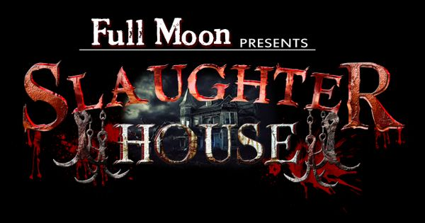 Slaughterhouse Haunted Attraction Nashville TN logo